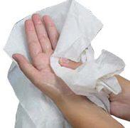 Dispensadores papel secamanos